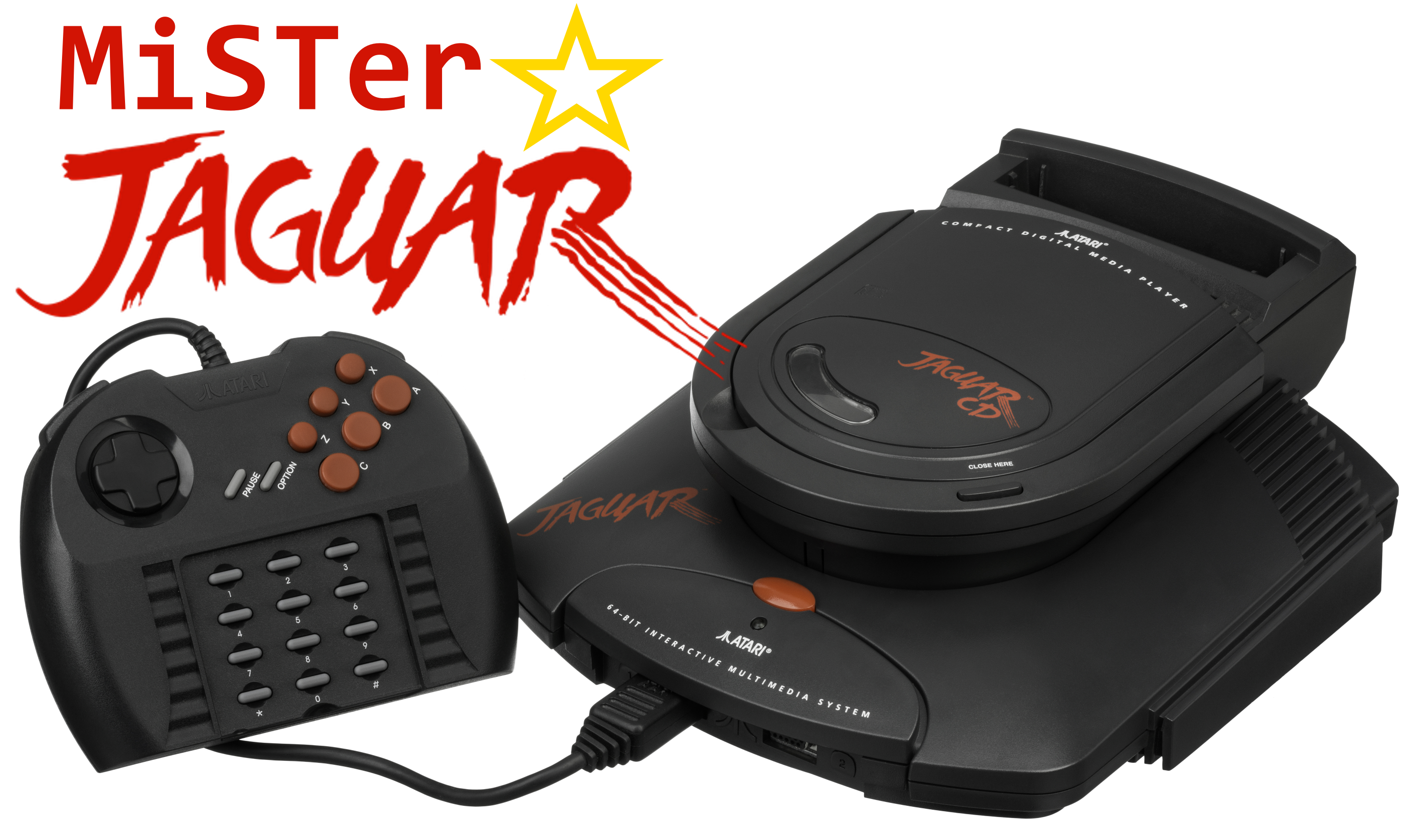 MiSTer Atari Jaguar Core Launched