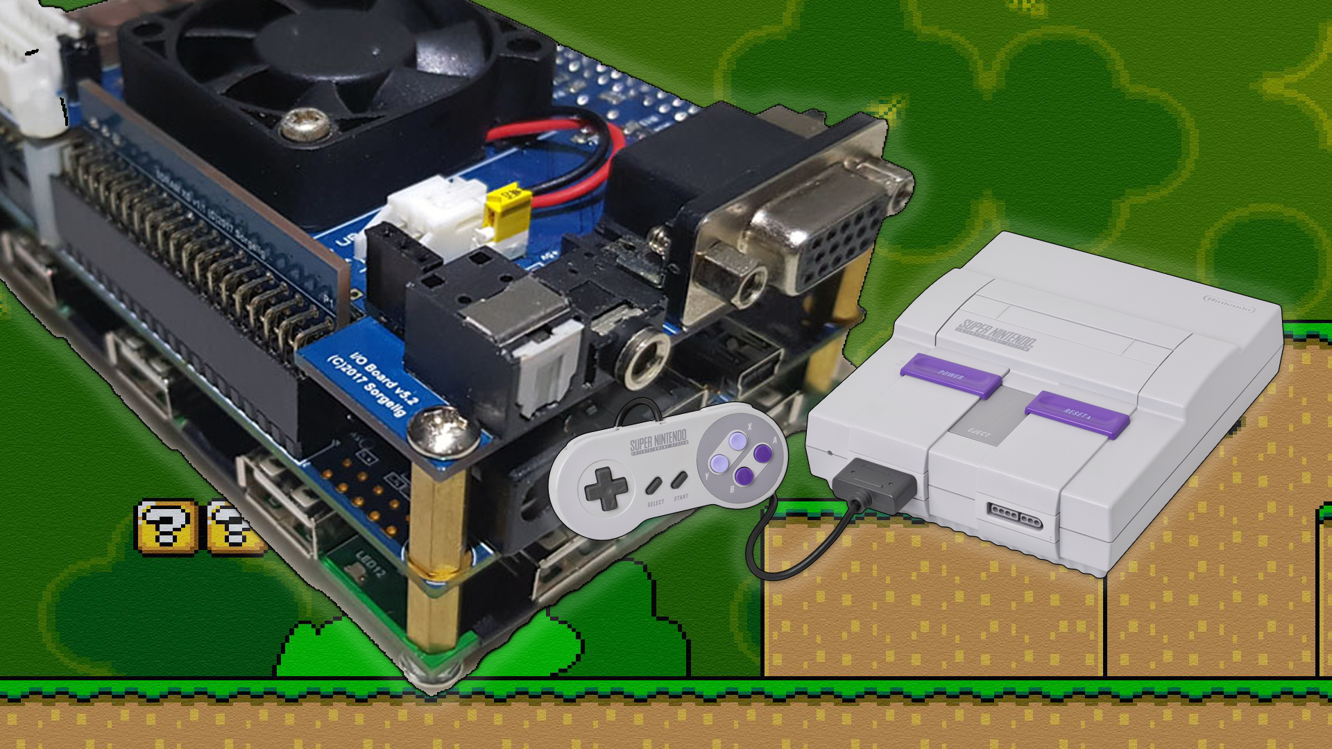 MiSTer SNES Core released to the Public | RetroRGB