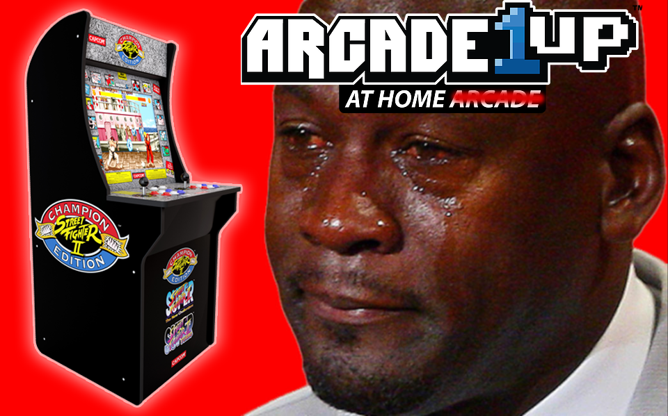 Arcade1up Street Fighter Cab Emulation Issues | RetroRGB