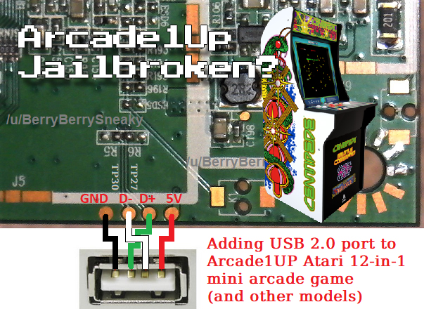 arcade1up | RetroRGB
