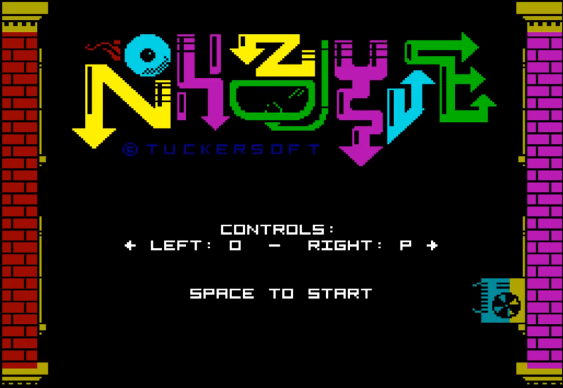 The ZX Spectrum Gets a New Game, Courtesy of Netflix's Black Mirror: Bandersnatch