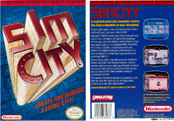 Unfinished NES Port of SimCity released as Playable ROM