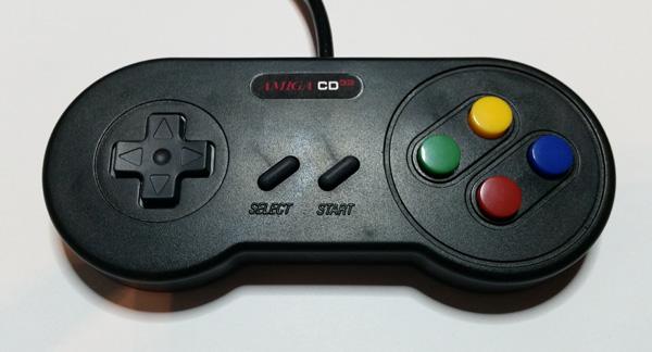 KTRL CD32 Adapts SNES USB Controllers to Amiga CD32