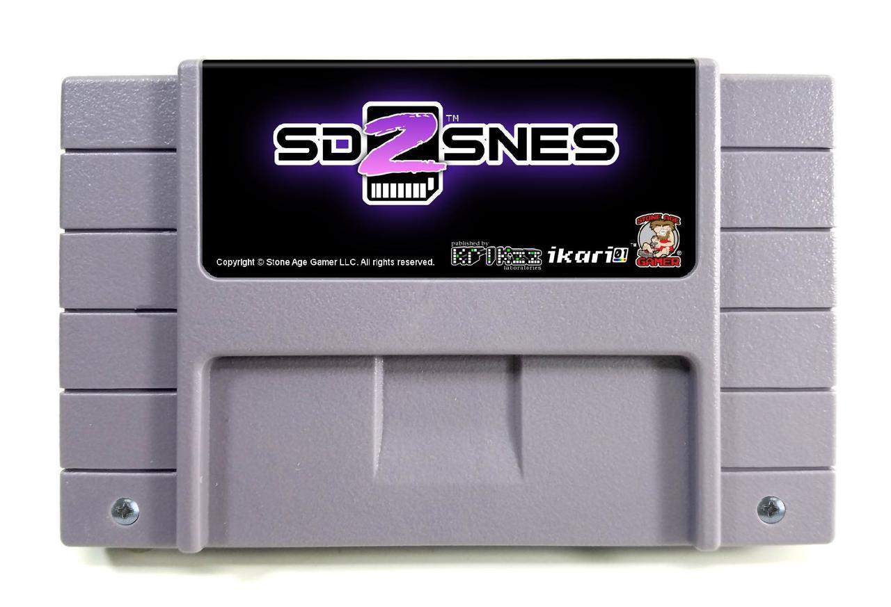 SD2SNES Firmware 1.9.0