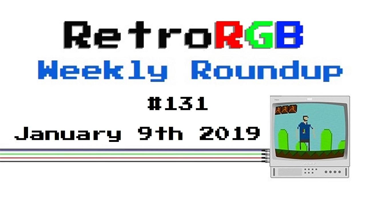 Weekly Roundup #131