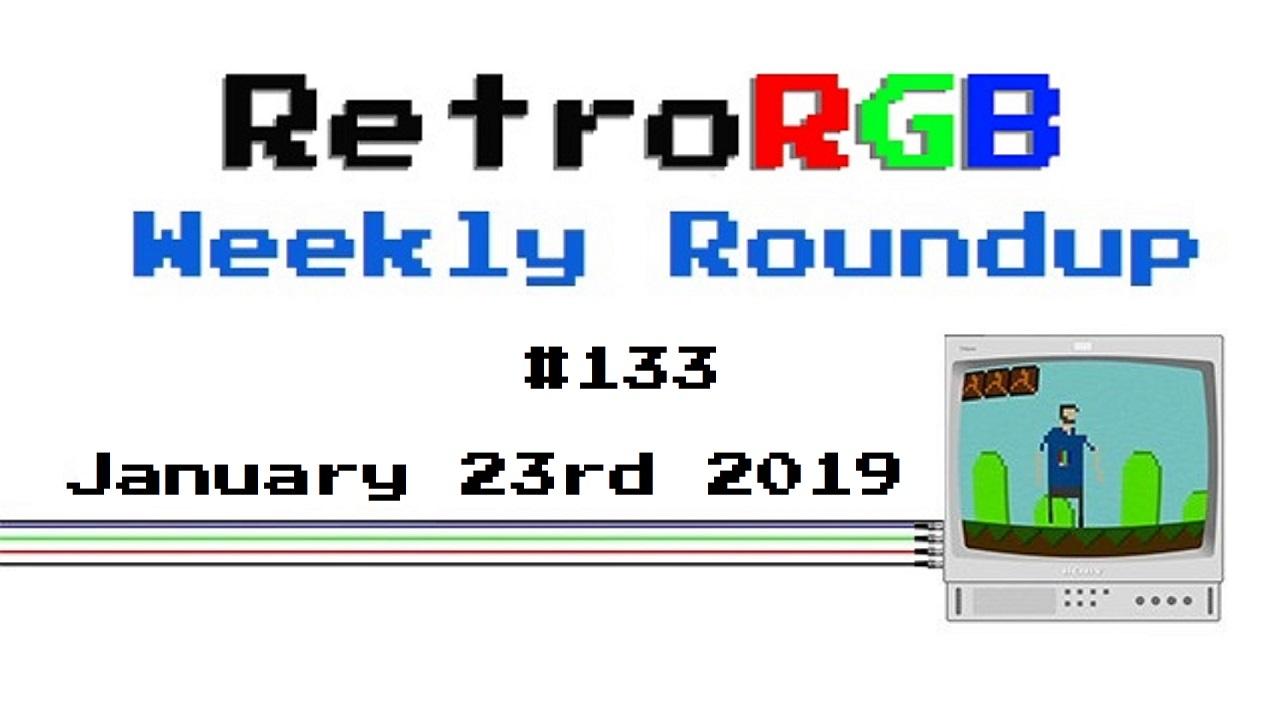 Weekly Roundup #133