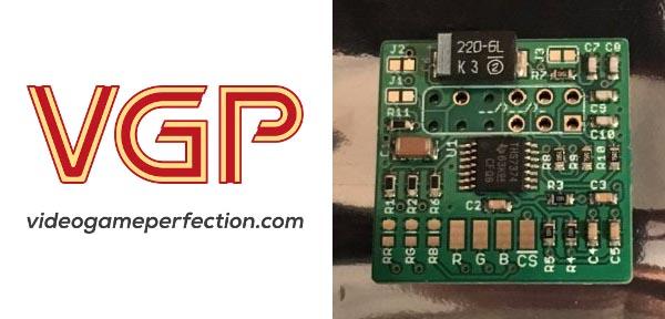 Borti SNES Amps back in stock at VGP