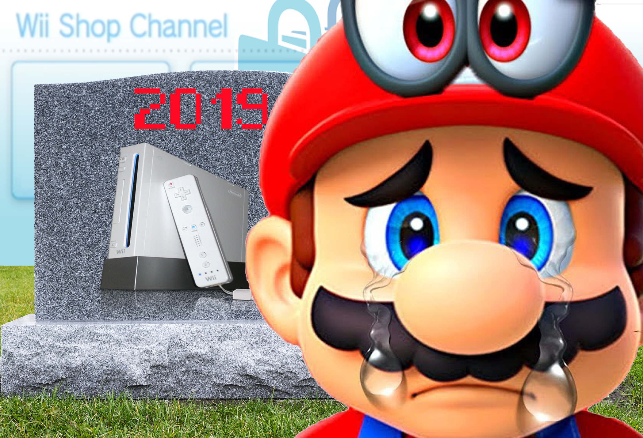 The Wii Shop's Final Days are Upon us.