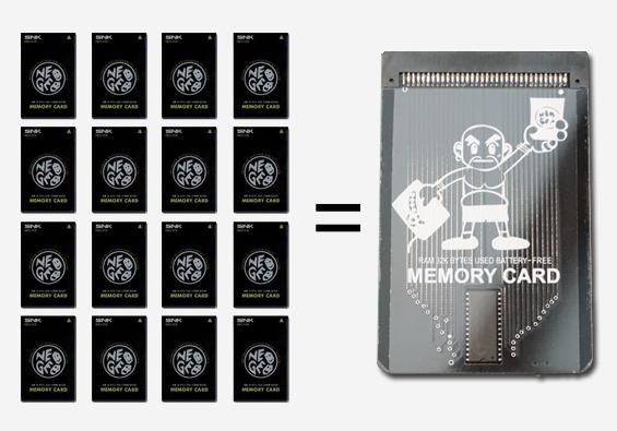 NeoSaveMasta 2019 – Neo Geo AES/MVS Memory Card: Sells-Out Fast!