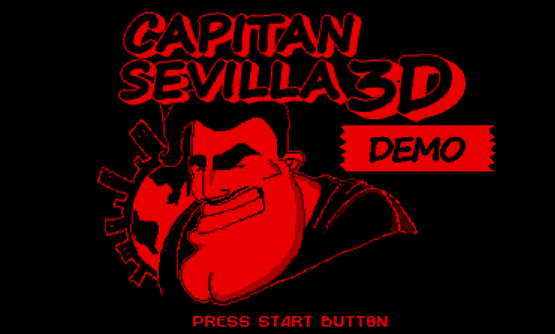 Capitan Sevilla 3D for Virtual Boy in the Works