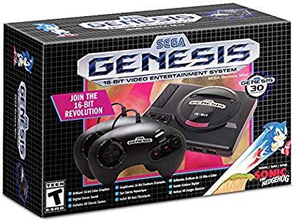 Sega Genesis Mini Pre-Orders Open