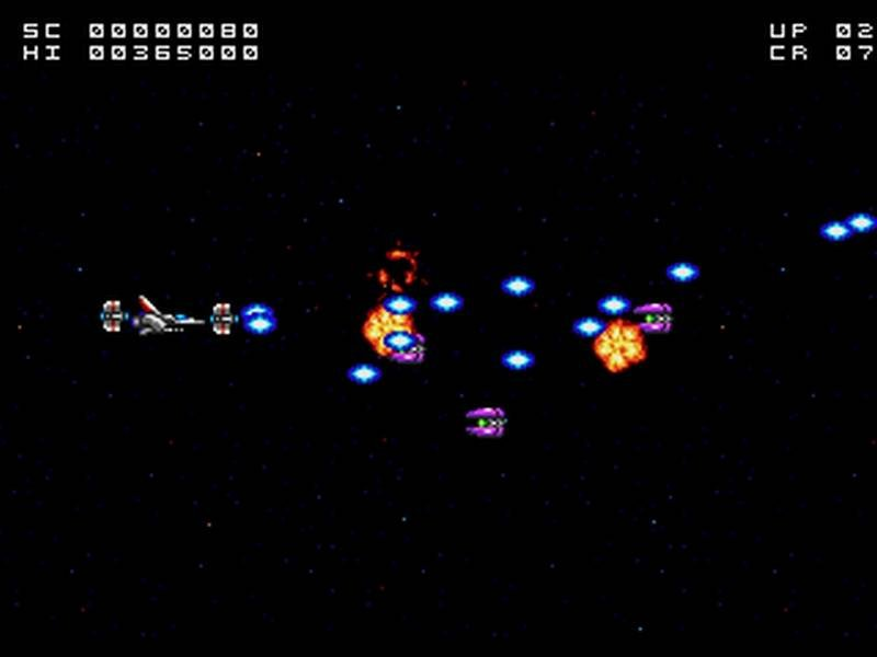 "New Shmup, ""IRENA"" announced for the SEGA Genesis / Mega Drive"