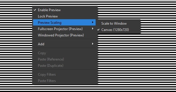 OBS Uncompressed RGB Captures | RetroRGB