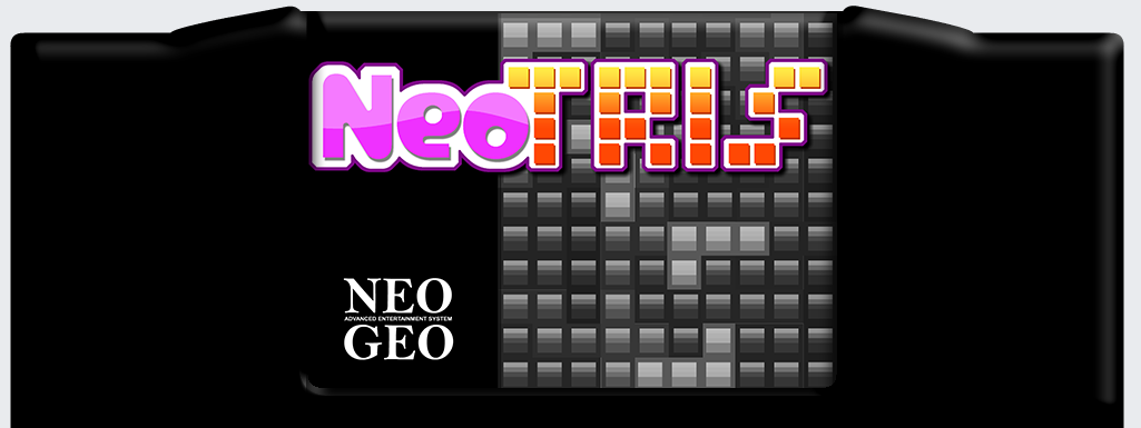 Neotris – 4 Player Tetris for the Neo Geo