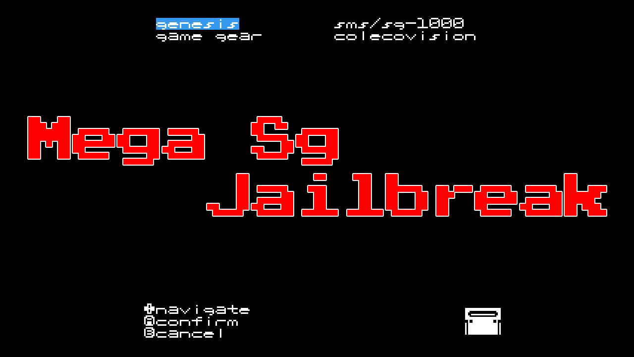 Analogue Mega Sg Jailbreak Firmware Update v7.4