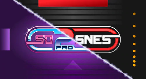New SD2SNES Pro Options from StoneAgeGamer