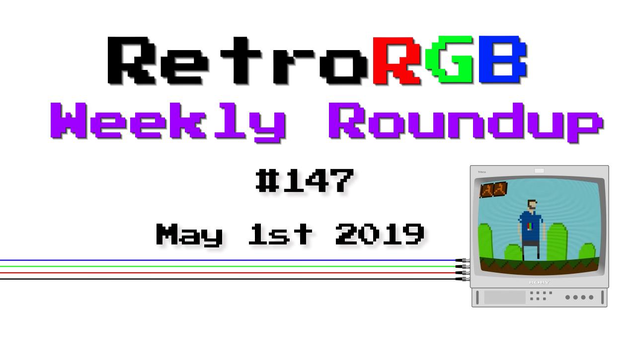 Weekly Roundup #147