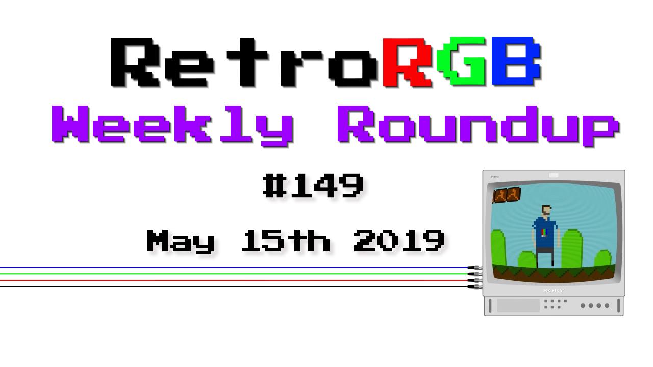 Weekly Roundup #149