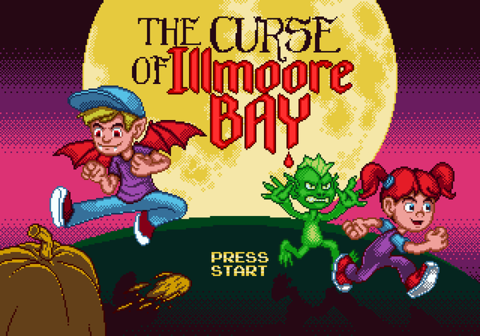 "Genesis Game ""The Curse of Illmoore Bay"" funded in under 24 Hours"