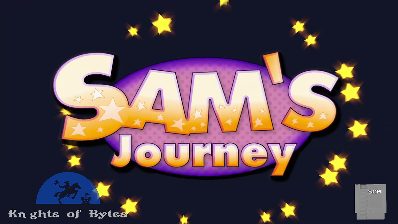 C64 Sam's Journey NES Port