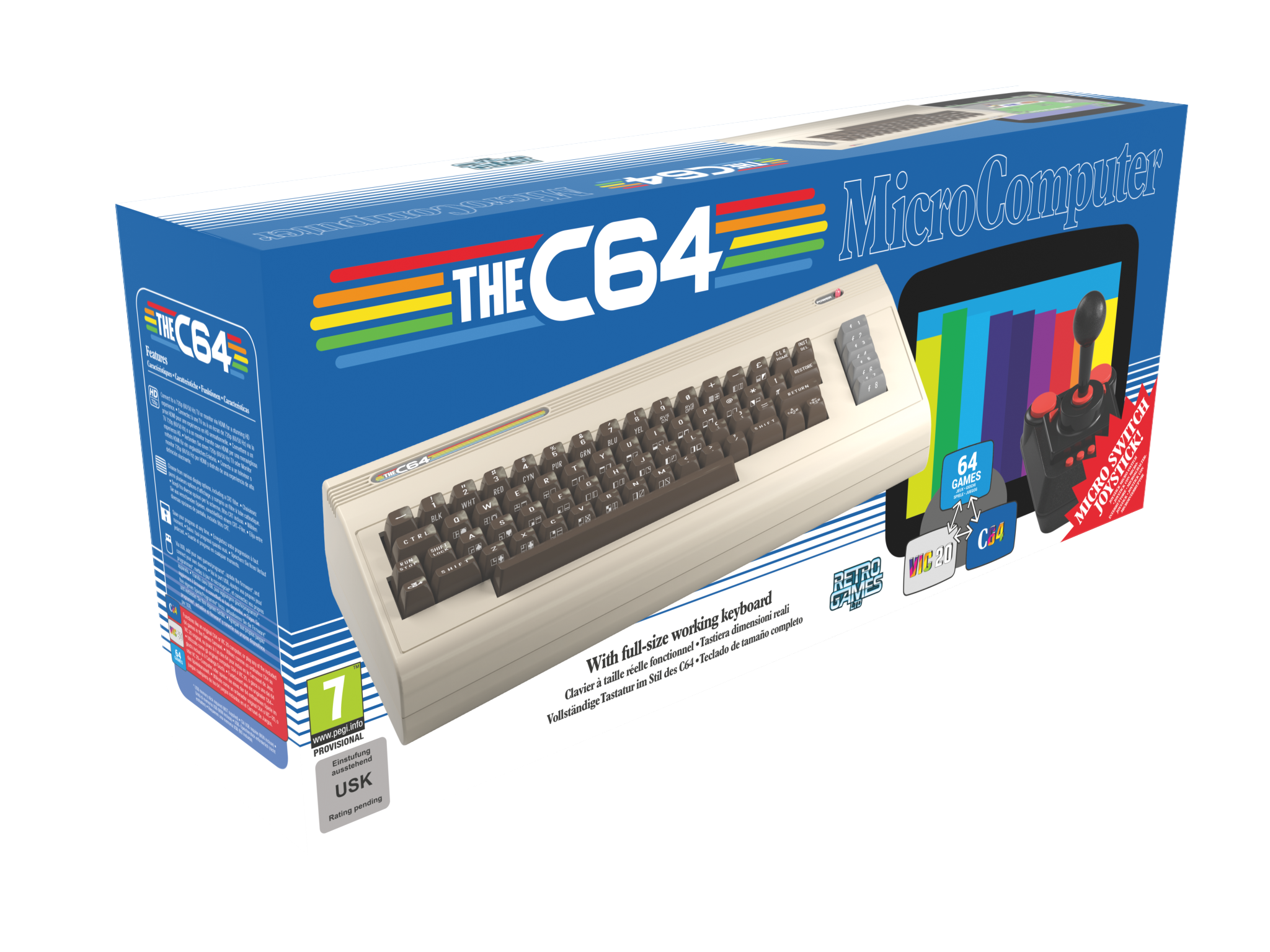 The C64 Returns!