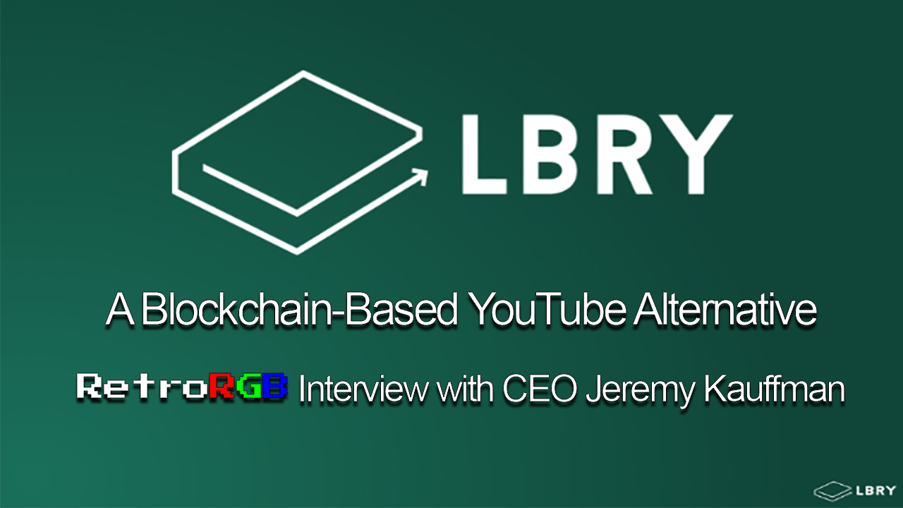 Interview with CEO of LBRY