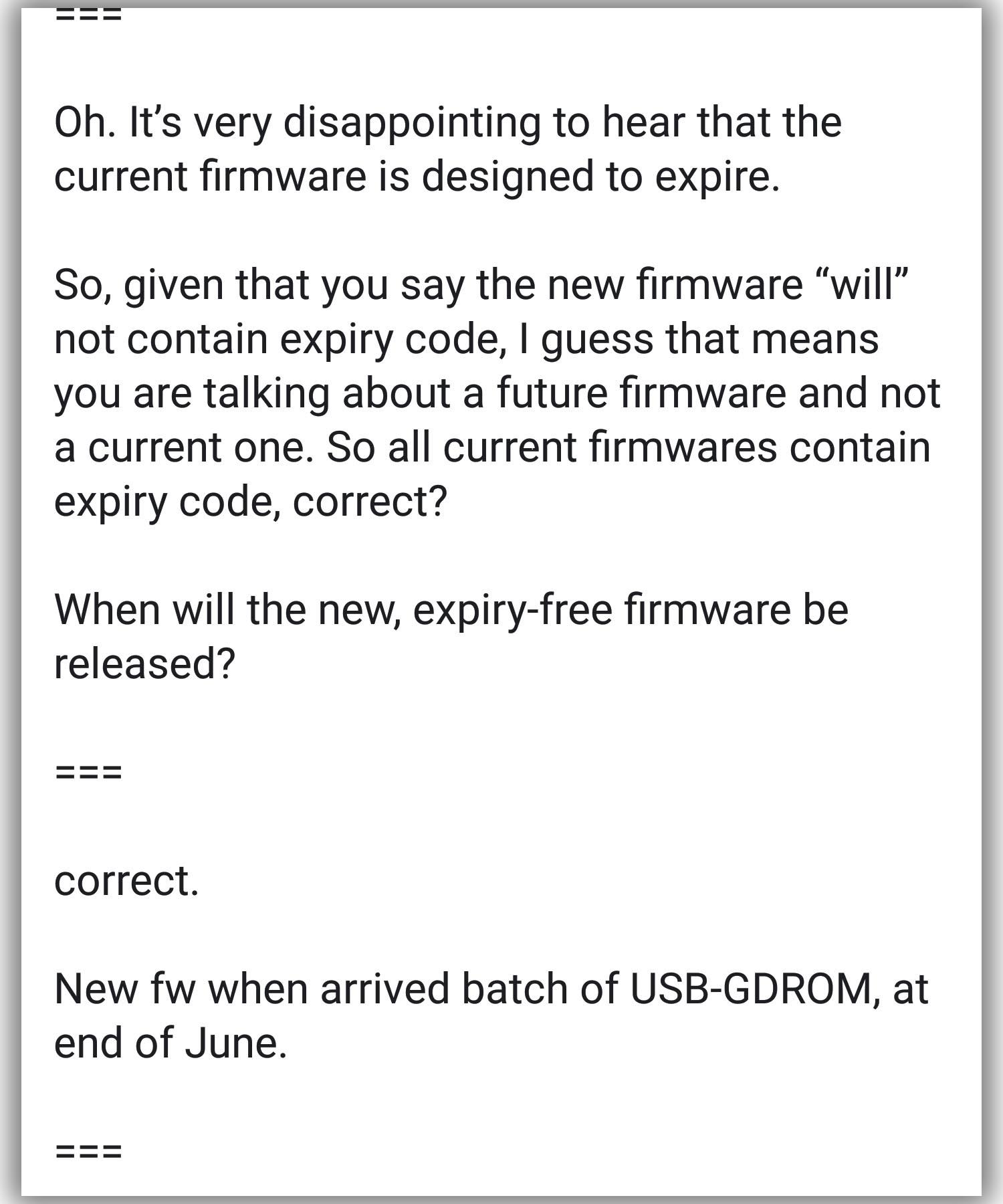 USB-GDROM Self-Brick Timer!?!? (not a joke) | RetroRGB