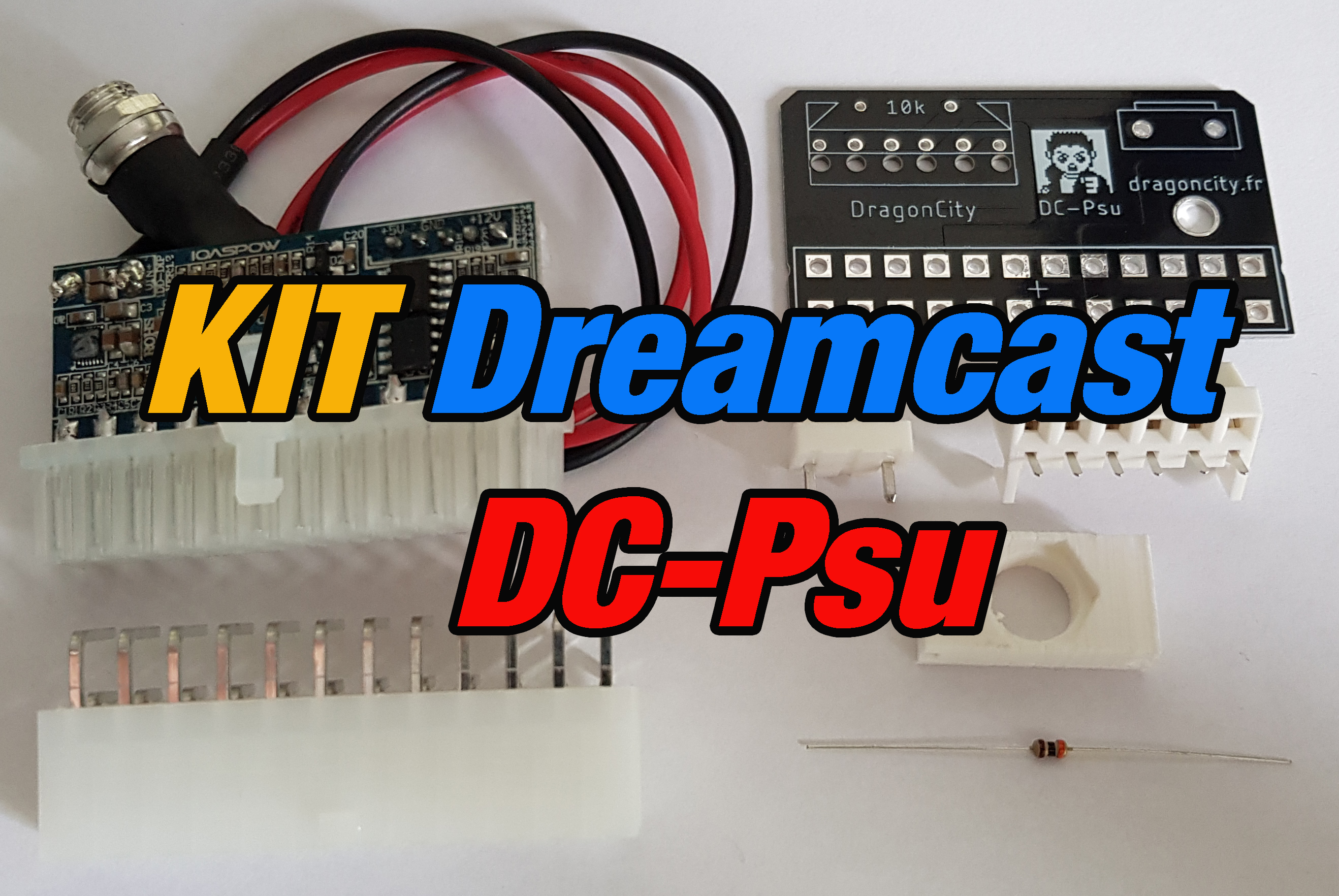 DC and Saturn PSU kits available from DragonCity