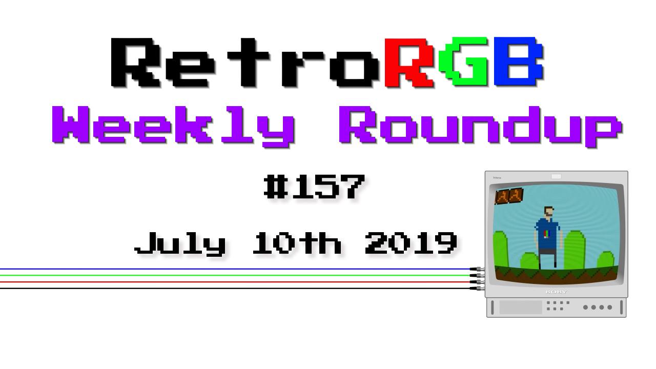 Weekly Roundup #157