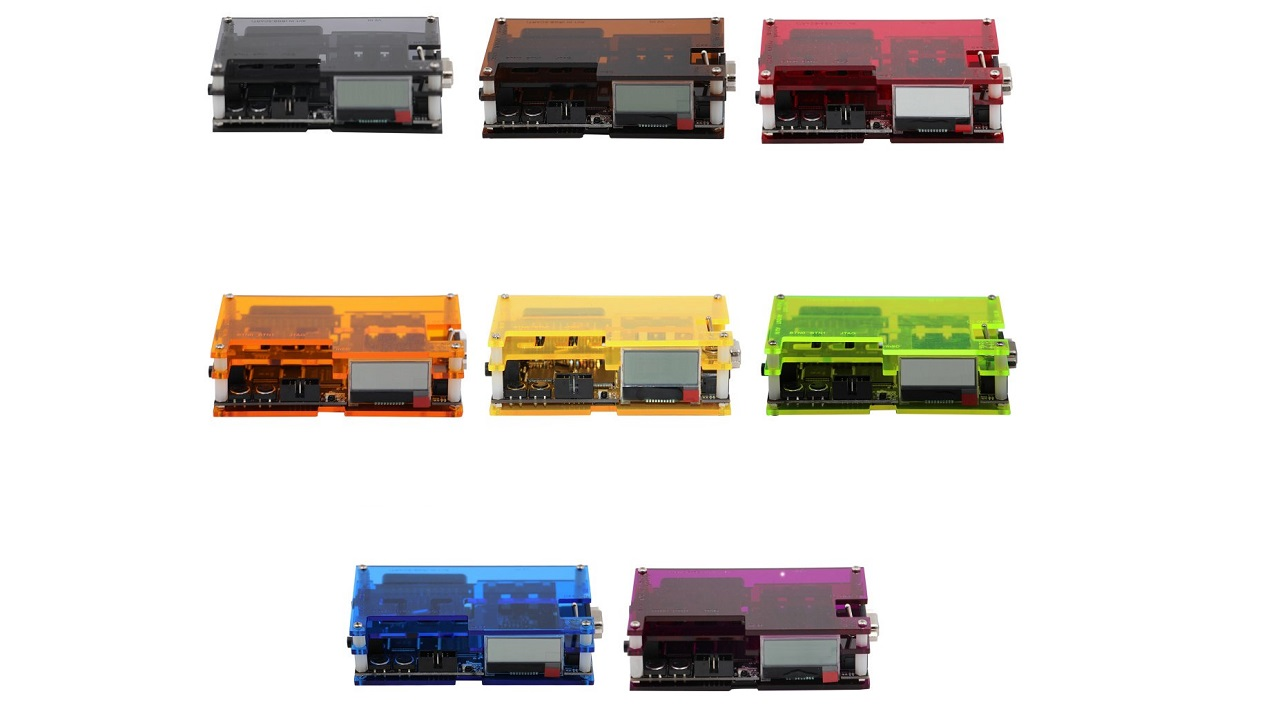 OSSC Color Replacement Cases