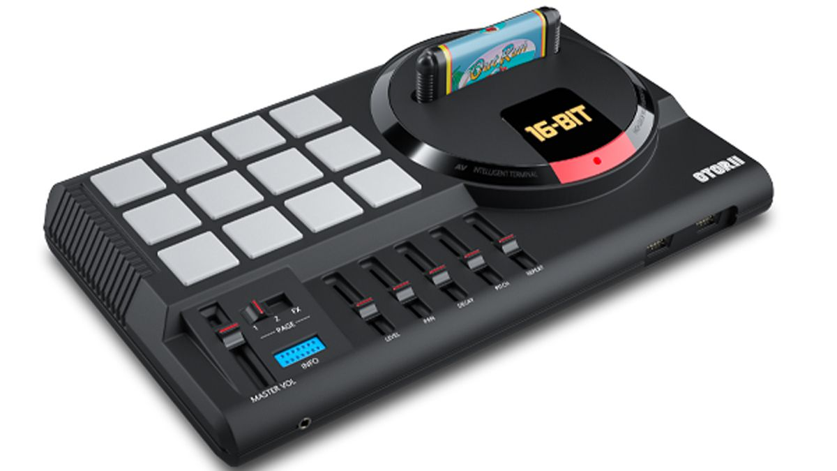 KORG's Genesis Gadget for Switch Music Software