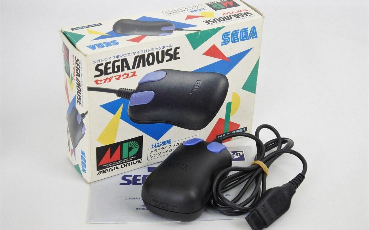 USB Sega Mouse?