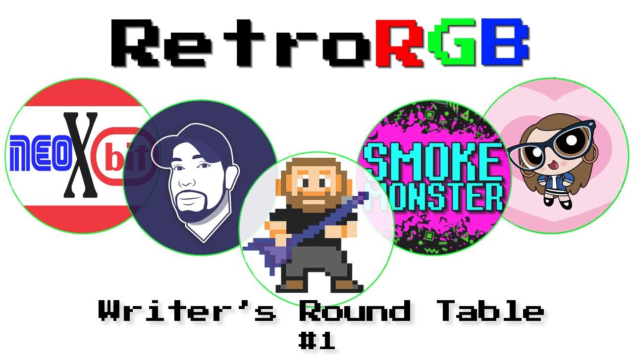 RetroRGB Writer's Podcast #1