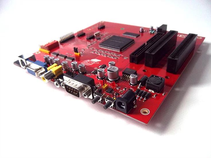New SX-1 Mini FPGA MSX Compatible Available