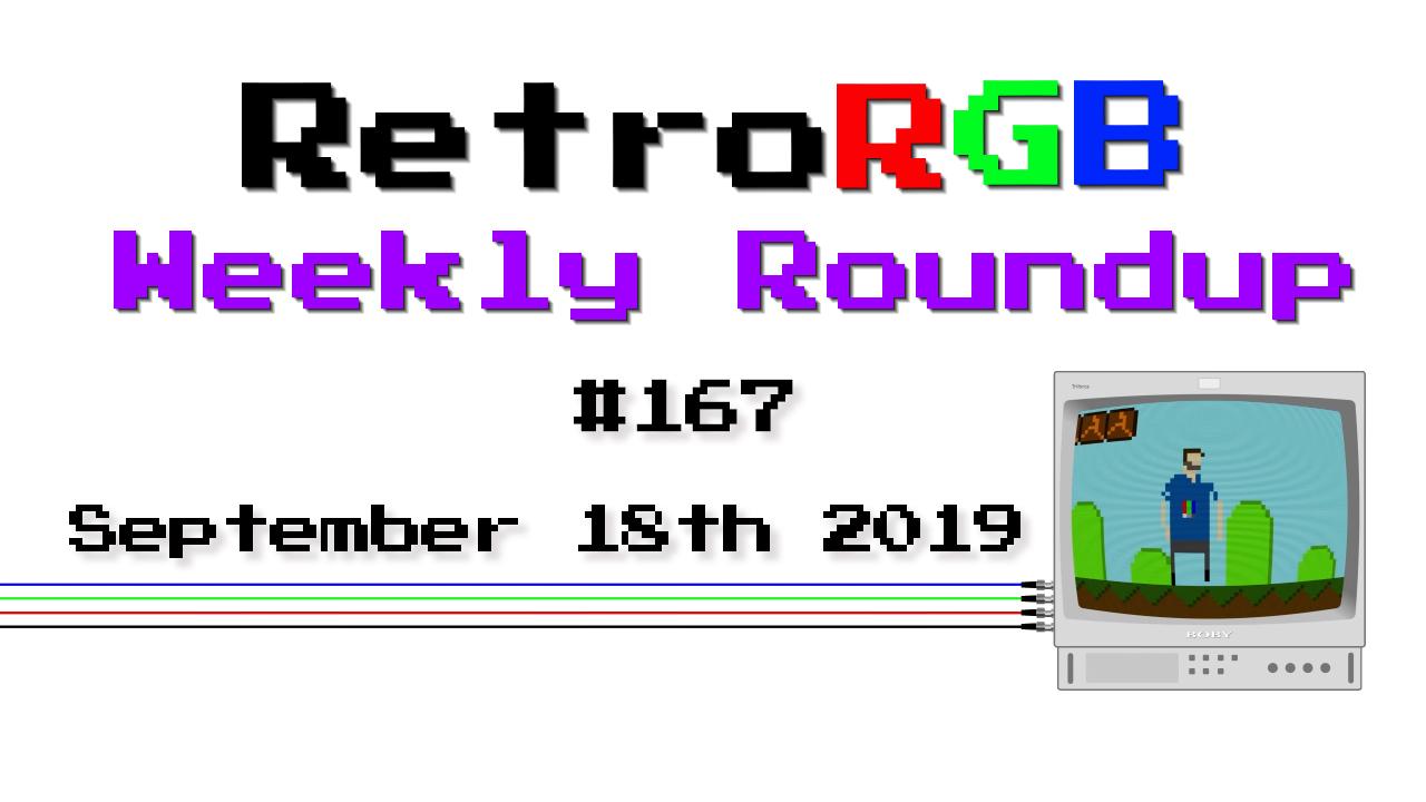 Weekly Roundup #167