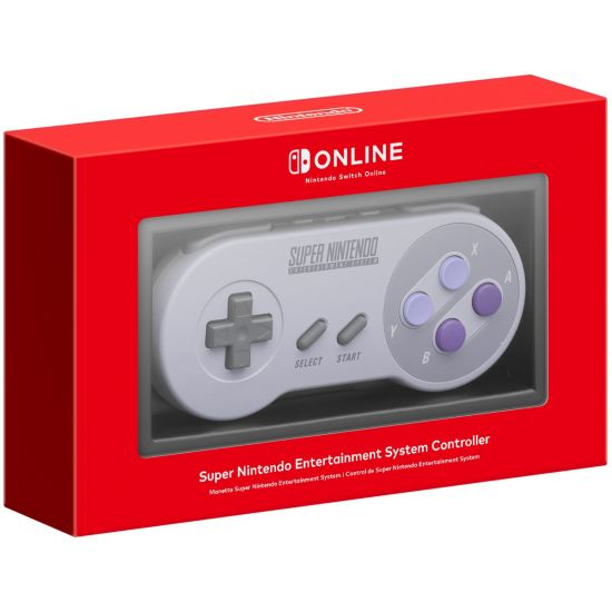 SNES Switch Controllers Available To Purchase