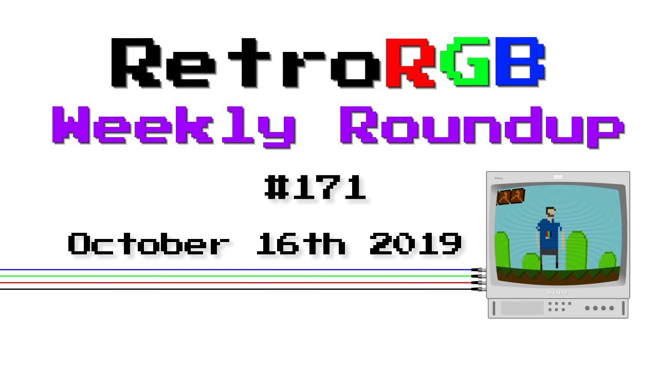 Weekly Roundup #171