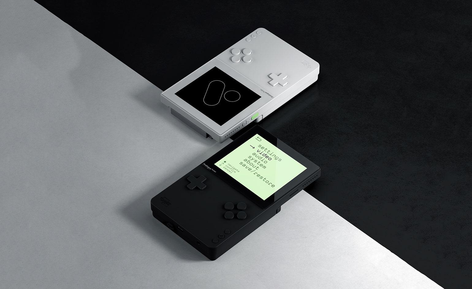 Analogue Pocket Officially Announced