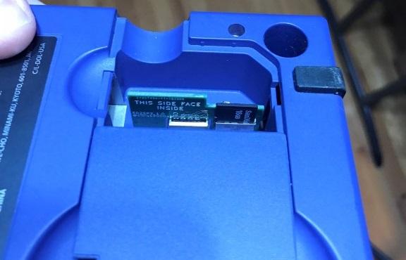 GameCube Serial Port SD Adapter & Swiss Updates