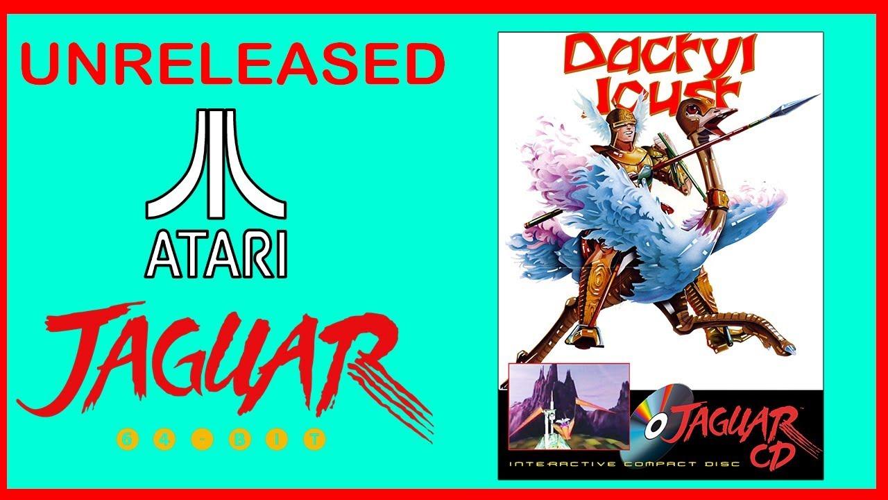 Unreleased or Cancelled Jaguar Games