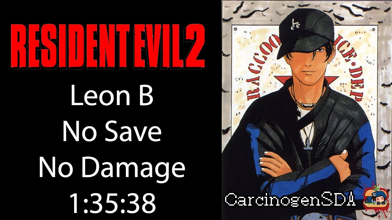 CarcinogenSDA to Play RE2 with the Game's Director