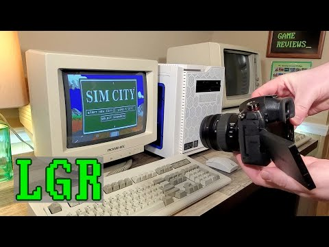 Helpful Advice for Capturing Displayed Images Off CRT