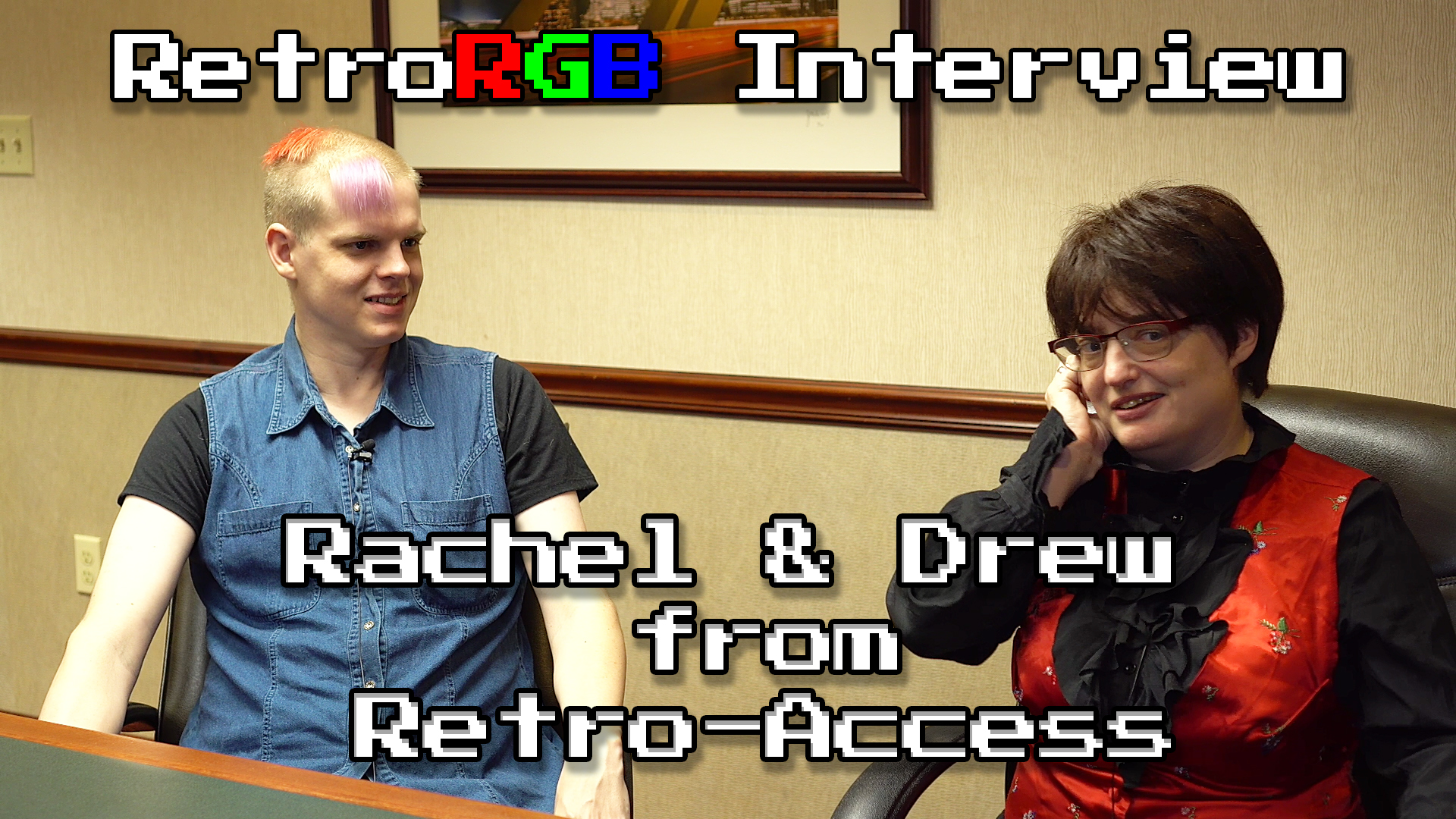 Interview with Retro-Access