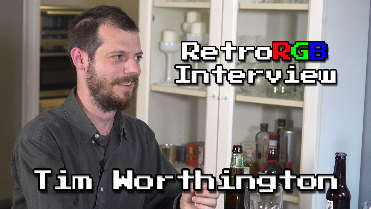 Interview with Tim Worthington