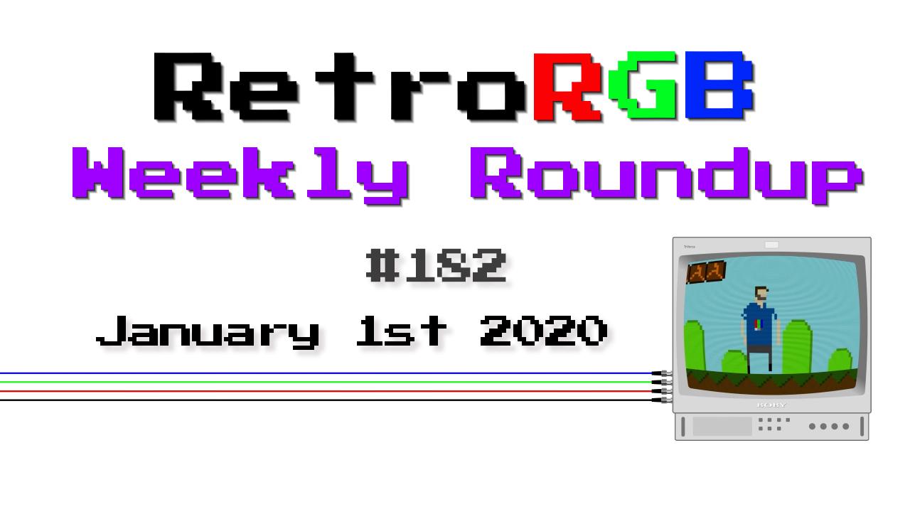 Weekly Roundup #182
