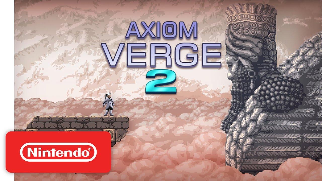 Axiom Verge 2 Officially Announced