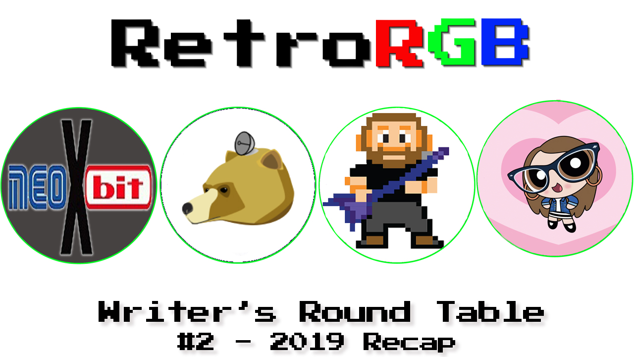 RetroRGB Writer's Podcast #2