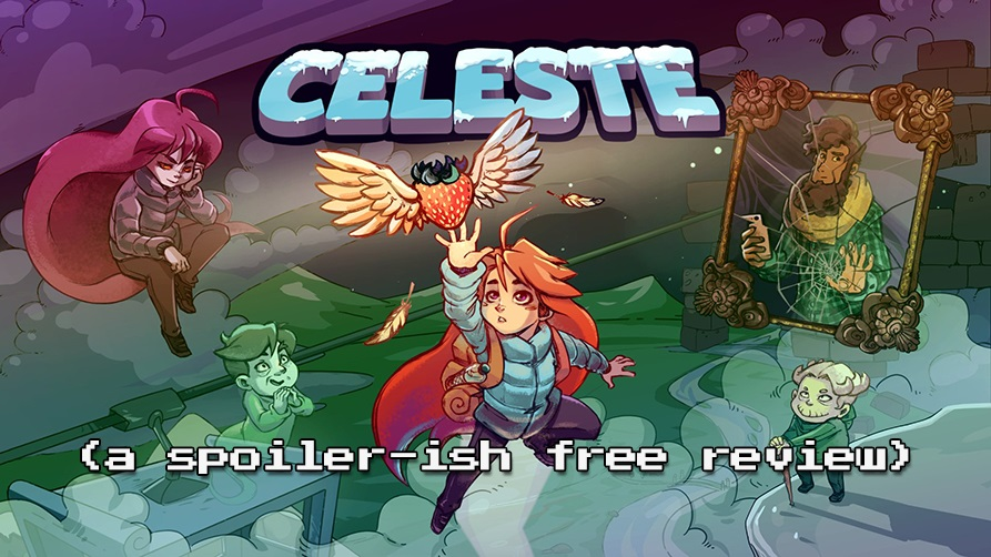 Celeste on Switch:  Mostly Spoiler-Free Review