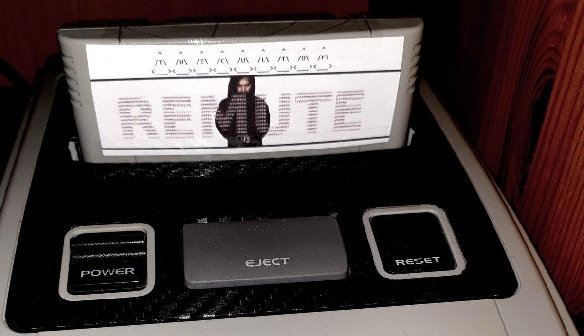 The Cult Of Remute – SNES Audio Album