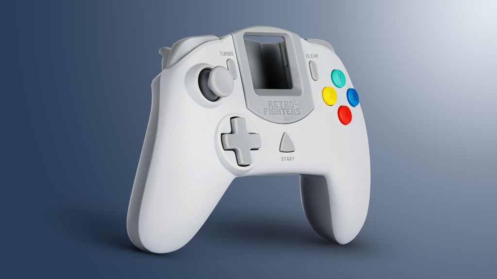 Pre-Orders Open for RetroFighters Dreamcast Controller
